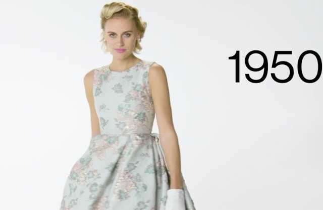 100 Years of Dresses