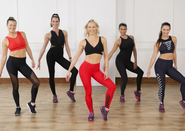 The 25 Minute Cardio Dance Workout Celebs Use to Stay Toned