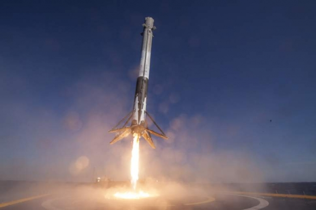 SpaceX: Falcon Heavy - Full Launch