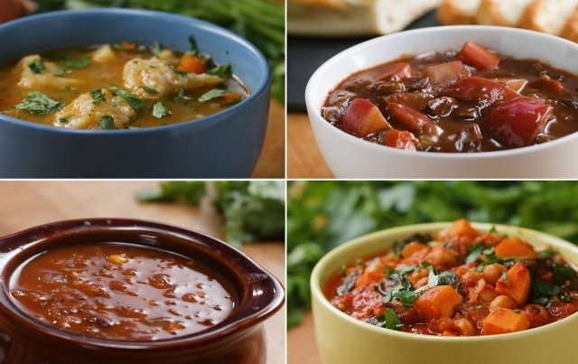 Healthy And Hearty Soups That Will Fill You Up