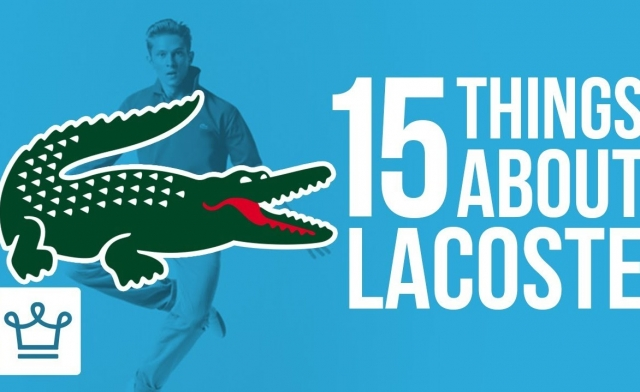 15 Things You Didn't Know About LACOSTE