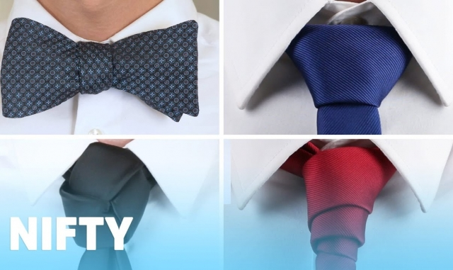 9 Creative Ways To Tie A Tie