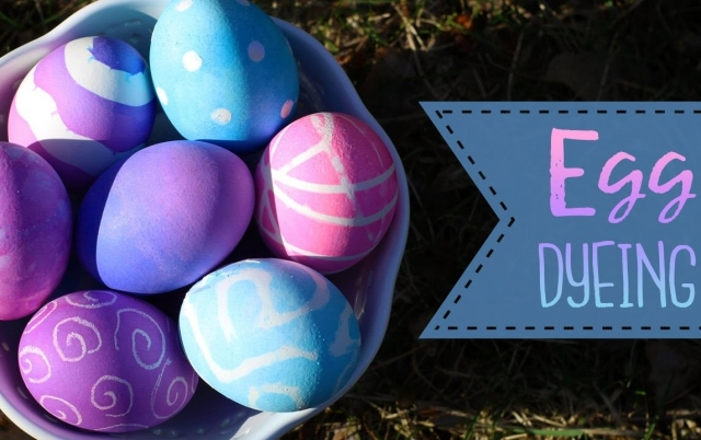 8 Ways To Dye Easter Eggs
