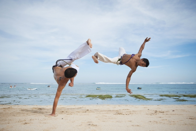 My TOP 10 Must Learn Capoeira Moves