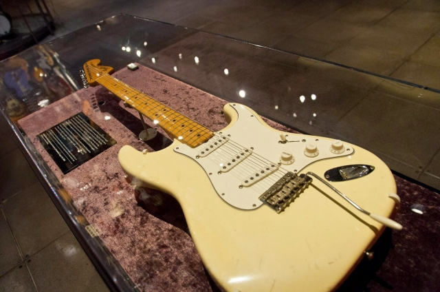 Top 10 Most Expensive Guitars Ever Sold