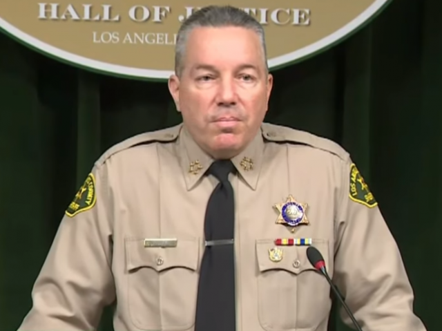 Coronavirus: LA Sheriff Steps Up Patrols Around Grocery Stores, Cuts Jail Population