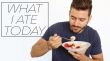 WHAT I ATE TODAY | MEN'S DIET | Healthy lifestyle & Easy meal ideas